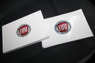 2014 Fiat 500C Series 3 Pop Dualogic Blue 5 Speed Sports Automatic Single Clutch Convertible