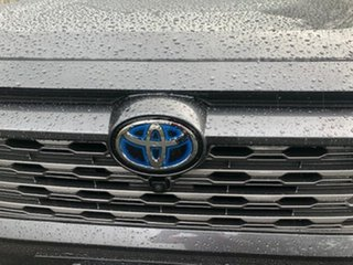 2020 Toyota RAV4 Axah54R Cruiser (AWD) Hybrid Grey Continuous Variable Wagon