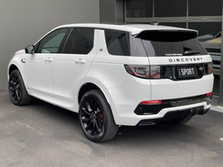 2020 Land Rover Discovery Sport L550 21MY R-Dynamic SE White 9 Speed Sports Automatic Wagon
