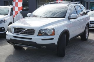 2009 Volvo XC90 P28 MY09 D5 White 6 Speed Sports Automatic Wagon