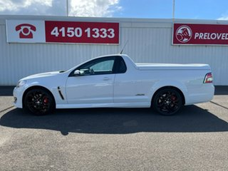 2016 Holden Ute VF II MY16 SS V Ute Redline White 6 Speed Sports Automatic Utility