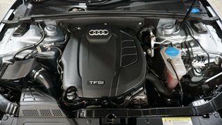 2015 Audi A5 8T MY16 Sportback S Tronic Quattro Grey 7 Speed Sports Automatic Dual Clutch Hatchback