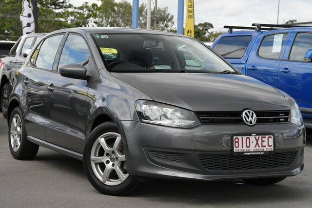 Used Volkswagen Polo 6R MY12 77TSI Comfortline Aspley, 2011 Volkswagen Polo 6R MY12 77TSI Comfortline 6 Speed Manual Hatchback