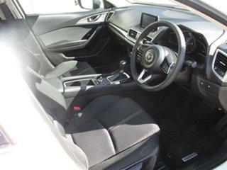2018 Mazda 3 BN5278 Neo SKYACTIV-Drive Sport White 6 Speed Sports Automatic Sedan