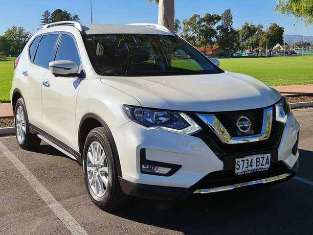Used Nissan X-Trail T32 Series II ST-L X-tronic 2WD Nailsworth, 2018 Nissan X-Trail T32 Series II ST-L X-tronic 2WD White 7 Speed Constant Variable Wagon