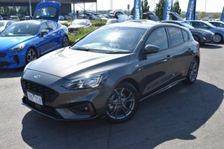 2019 Ford Focus SA 2020.25MY ST-Line Grey 8 Speed Automatic Hatchback.