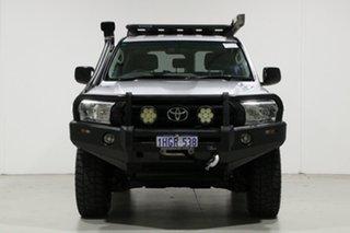 2015 Toyota Landcruiser VDJ200R MY13 GX (4x4) Silver 6 Speed Automatic Wagon.