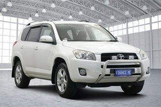 2009 Toyota RAV4 ACA33R MY09 Cruiser Silver 4 Speed Automatic Wagon.