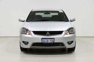 2007 Mitsubishi 380 DB Series II VR-X Silver 5 Speed Auto Sports Mode Sedan.