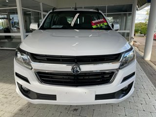 2019 Holden Trailblazer LT White Sports Automatic Wagon