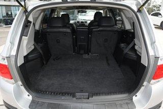 2013 Toyota Kluger GSU40R MY12 Grande 2WD Silver 5 Speed Sports Automatic Wagon