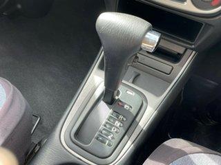 2005 Nissan Pulsar N16 MY04 ST White 4 Speed Automatic Sedan.