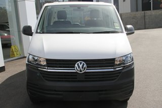 2021 Volkswagen Transporter T6.1 MY21 TDI340 SWB DSG White 7 Speed Sports Automatic Dual Clutch Van