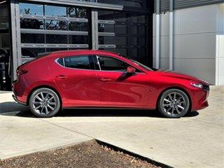 2021 Mazda 3 G25 SKYACTIV-Drive GT Hatchback.