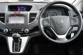 2013 Honda CR-V RM MY14 VTi-S 4WD Black 5 Speed Sports Automatic Wagon