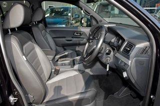2018 Volkswagen Amarok 2H MY18 TDI550 4MOTION Perm Ultimate Black 8 Speed Automatic Utility