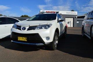 2015 Toyota RAV4 ASA44R MY14 Upgrade GXL (4x4) 6 Speed Automatic Wagon.