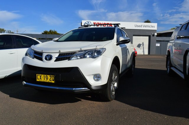 Pre-Owned Toyota RAV4 ASA44R MY14 Upgrade GXL (4x4) Wellington, 2015 Toyota RAV4 ASA44R MY14 Upgrade GXL (4x4) 6 Speed Automatic Wagon