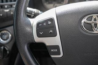 2013 Toyota Landcruiser VDJ200R MY12 GXL Classic Silver 6 Speed Sports Automatic Wagon