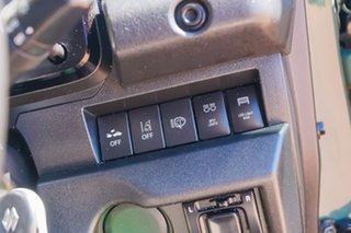2019 Suzuki Jimny JB74 Green 5 Speed Manual Hardtop