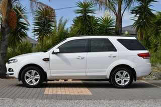 2014 Ford Territory SZ TX Seq Sport Shift AWD White 6 Speed Sports Automatic Wagon