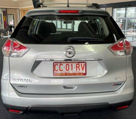 2015 Nissan X-Trail T32 ST X-tronic 4WD N-TREK Silver 7 Speed Constant Variable Wagon