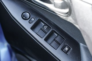 2013 Mazda 3 BL Series 2 Neo Blue Sports Automatic Hatchback