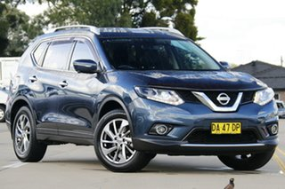 2015 Nissan X-Trail T32 Ti X-tronic 4WD Grey 7 Speed Constant Variable Wagon