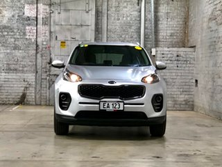 2016 Kia Sportage QL MY17 Si 2WD Silver 6 Speed Sports Automatic Wagon.