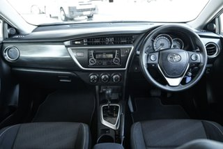 2014 Toyota Corolla ZRE182R Ascent S-CVT Brown 7 Speed Constant Variable Hatchback.