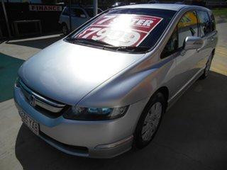 2007 Honda Odyssey 3rd Gen MY07 Silver 5 Speed Sports Automatic Wagon.