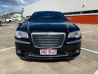 2012 Chrysler 300 MY12 C Luxury Black 8 Speed Automatic Sedan