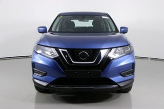2019 Nissan X-Trail T32 Series 2 ST (4WD) Blue Continuous Variable Wagon.