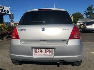 2006 Suzuki Swift RS415 Silver 5 Speed Manual Hatchback