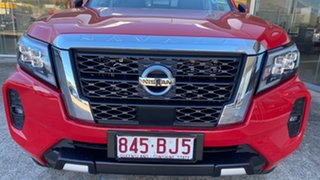 2021 Nissan Navara D23 MY21 ST-X Burning Red 7 Speed Sports Automatic Utility