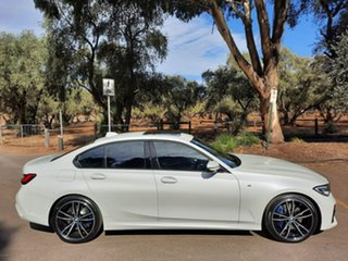 2019 BMW 3 Series G20 330i Steptronic M Sport White 8 Speed Sports Automatic Sedan.