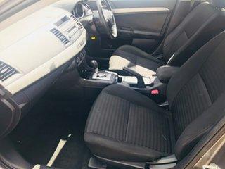 2012 Mitsubishi Lancer CJ MY12 Activ Sportback Grey 6 Speed Constant Variable Hatchback
