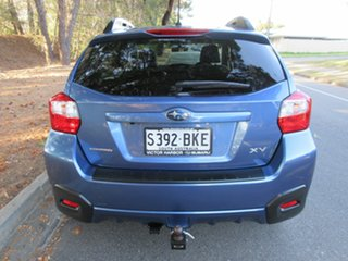 2014 Subaru XV G4X MY14 2.0i-S Lineartronic AWD Blue 6 Speed Constant Variable Wagon