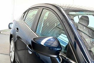 2016 Mazda 3 BM5238 SP25 SKYACTIV-Drive Blue 6 Speed Sports Automatic Sedan