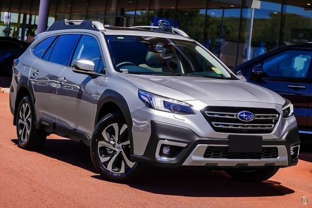 Demo Subaru Outback AWD Touring Gosnells, 2021 Subaru Outback 6GEN AWD Touring Silver Constant Variable SUV