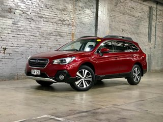2018 Subaru Outback B6A MY19 2.5i CVT AWD Red 7 Speed Constant Variable Wagon.