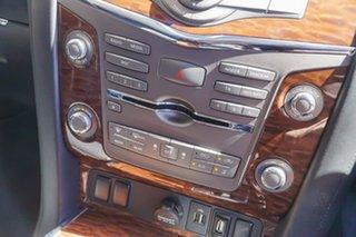 2018 Nissan Patrol Y62 Series 4 TI Grey 7 Speed Sports Automatic Wagon