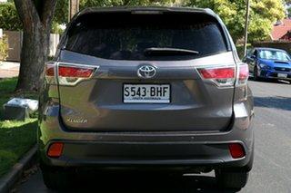 2015 Toyota Kluger GSU50R GX 2WD Grey 6 Speed Sports Automatic Wagon
