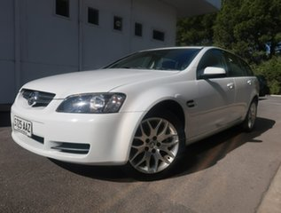 2008 Holden Commodore VE MY09 60th Anniversary Sportwagon White 4 Speed Automatic Wagon.