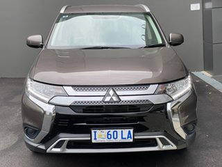 2018 Mitsubishi Outlander ZL MY19 ES AWD Bronze 6 Speed Constant Variable Wagon.