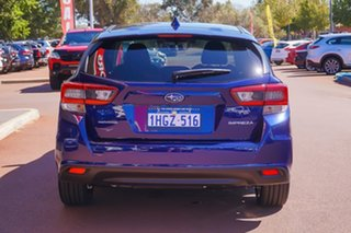 2021 Subaru Impreza G5 2.0I-S Blue Constant Variable Hatchback.