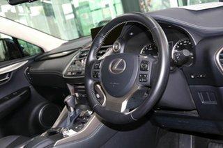 2018 Lexus NX AGZ15R NX300 AWD Luxury Blue 6 Speed Sports Automatic Wagon.