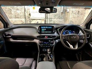 2018 Hyundai Santa Fe TM MY19 Highlander Silver 8 Speed Sports Automatic Wagon
