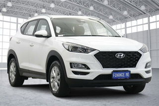 2019 Hyundai Tucson TL4 MY20 Active 2WD White 6 Speed Automatic Wagon.