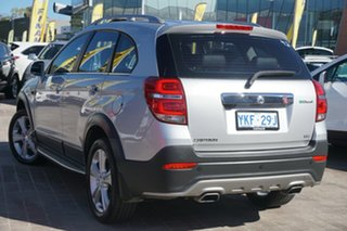 2014 Holden Captiva CG MY14 7 AWD LTZ Silver 6 Speed Sports Automatic Wagon